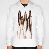 fifth harmony Hoodies featuring Fifth Harmony by Raquel S