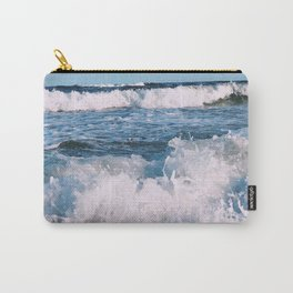 East End Waves Carry-All Pouch