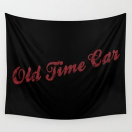 Old Time Car Classic  Wall Tapestry