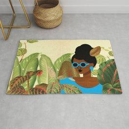 Bayou Girl III Rug