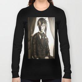 Sebastian Michaelis - The Watchdog's Butler Long Sleeve T-shirt