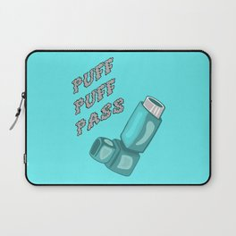 Puff Puff Pass Laptop Sleeve