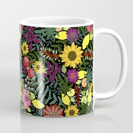 fruits and flowers Coffee Mug