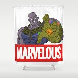 Marvelous! Shower Curtain