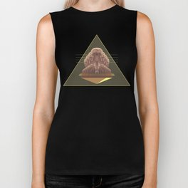 multitasking woman Biker Tank