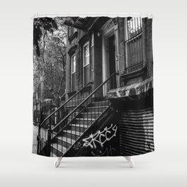 East Village VII Shower Curtain