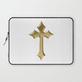 Christian cross Laptop Sleeve