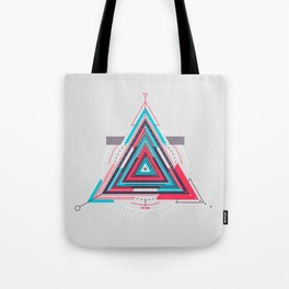 No Happy Endings Tote Bag