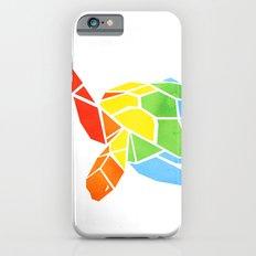 Shapeshifting Turtle iPhone 6s Slim Case