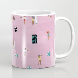 Lay down Coffee Mug