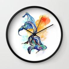 In Streams Wall Clock