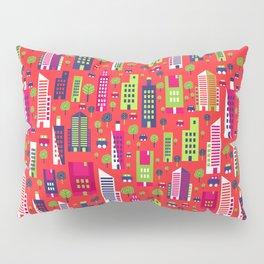City of Colors Pillow Sham