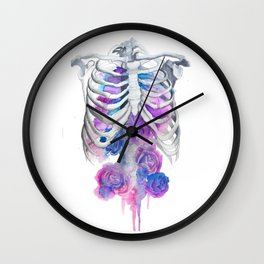 When Days Come to an End Wall Clock