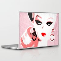 barbie Laptop & iPad Skins featuring Classic Barbie by Gigglebox