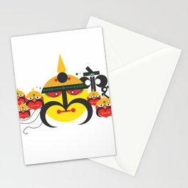 लंकेश (Ravana) #typo Stationery Cards