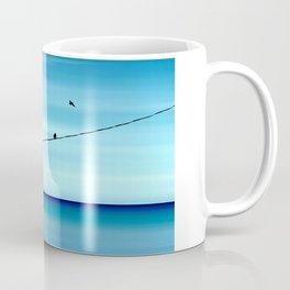 Cretan Sea & Birds II Coffee Mug