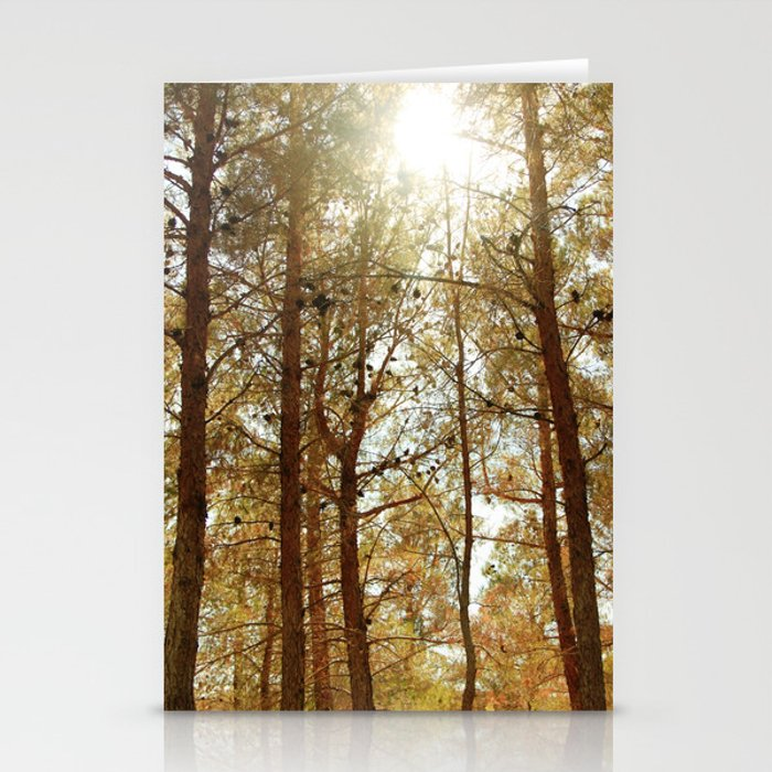 The Air I Breathe Stationery Cards