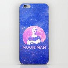 Moon Man iPhone & iPod Skin