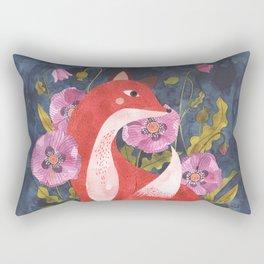 FOX & FLORA Rectangular Pillow