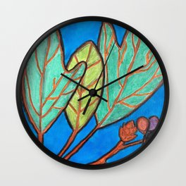 Sassafras Wall Clock