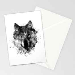 Wolf Like Me V2 Stationery Cards