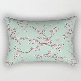 SAKURA  - PRETTY MINT Rectangular Pillow