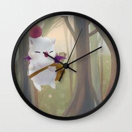 Moggle Wall Clock