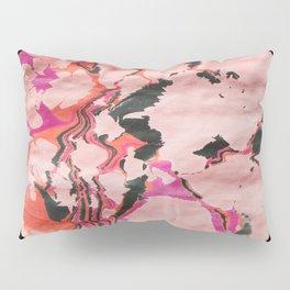 Pink Flamingo Pillow Sham