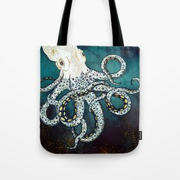 Underwater Dream VII Tote Bag