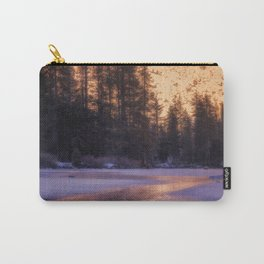 Daydreaming at Castle Lake Northern California Carry-All Pouch