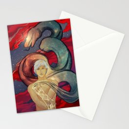 Snakeweaver Stationery Cards