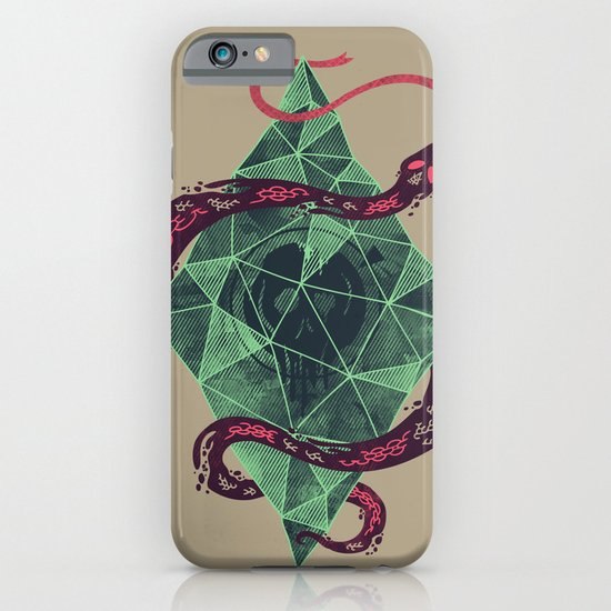 Mystic Crystal iPhone & iPod Case