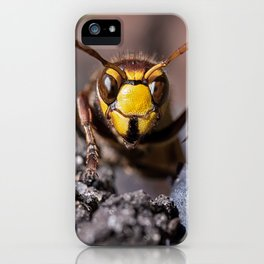 the hornet and you iPhone Case