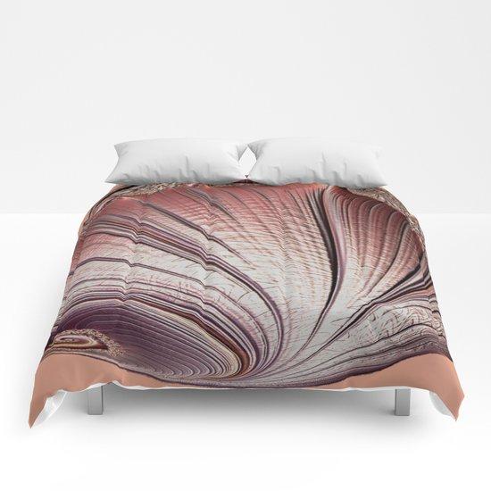 She Sells Seashells . . .  Comforters