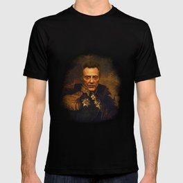 Christopher Walken - replaceface T-shirt