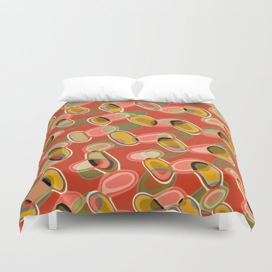 neuro 1 Duvet Cover