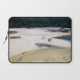 able tasman natural reserve sand low tide walk Laptop Sleeve