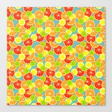 Sweet 'n' Sour  Canvas Print