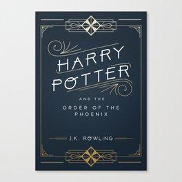 Order of the Phoenix Canvas Print