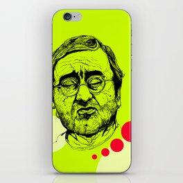 Lucio Dalla iPhone Skin