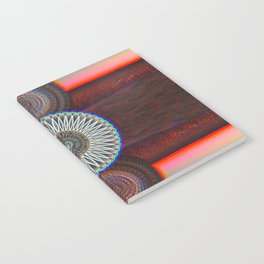 Three Mandalas Notebook