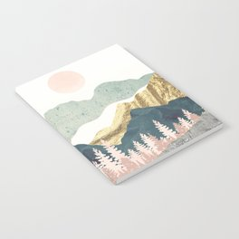 Summer Vista Notebook