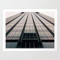 Tower. Art Print