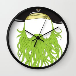 Davy Jones Wall Clock