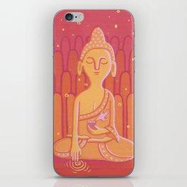 Buddha E iPhone Skin