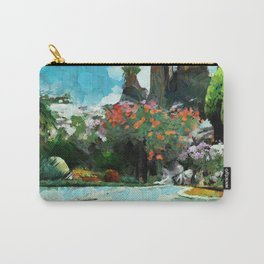The new hanging gardens Carry-All Pouch