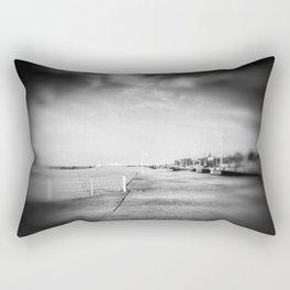 Dieppe Sea Front Rectangular Pillow