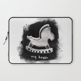 horsie /Agat/ Laptop Sleeve