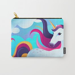 Unicorn Magic Moment Carry-All Pouch