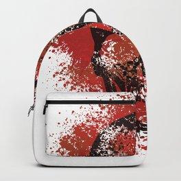 Dead skulls spotted Backpack